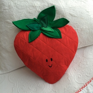 Strawberry PJ Bag